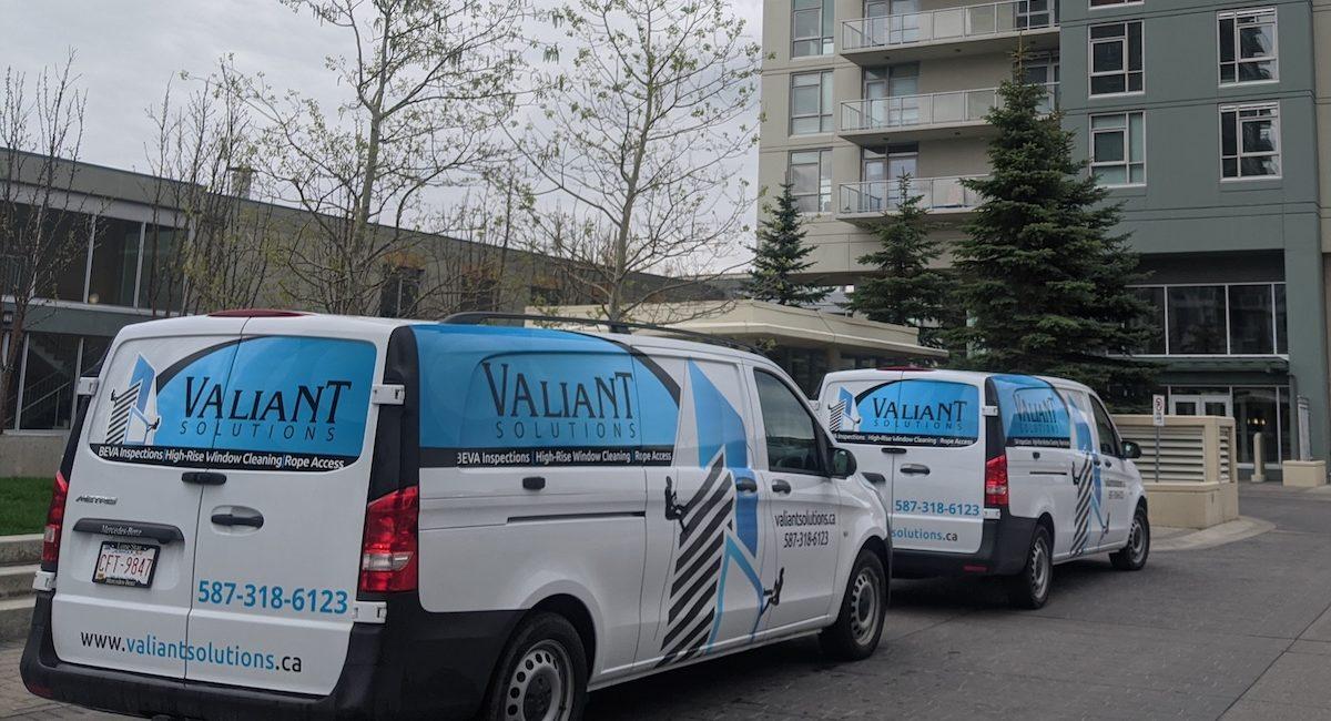 Valiant Solutions Crew